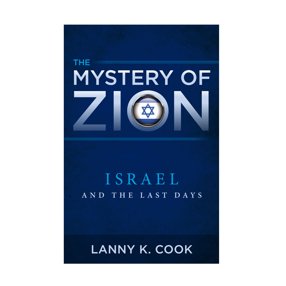 Cover Design – The Mystery of Zion