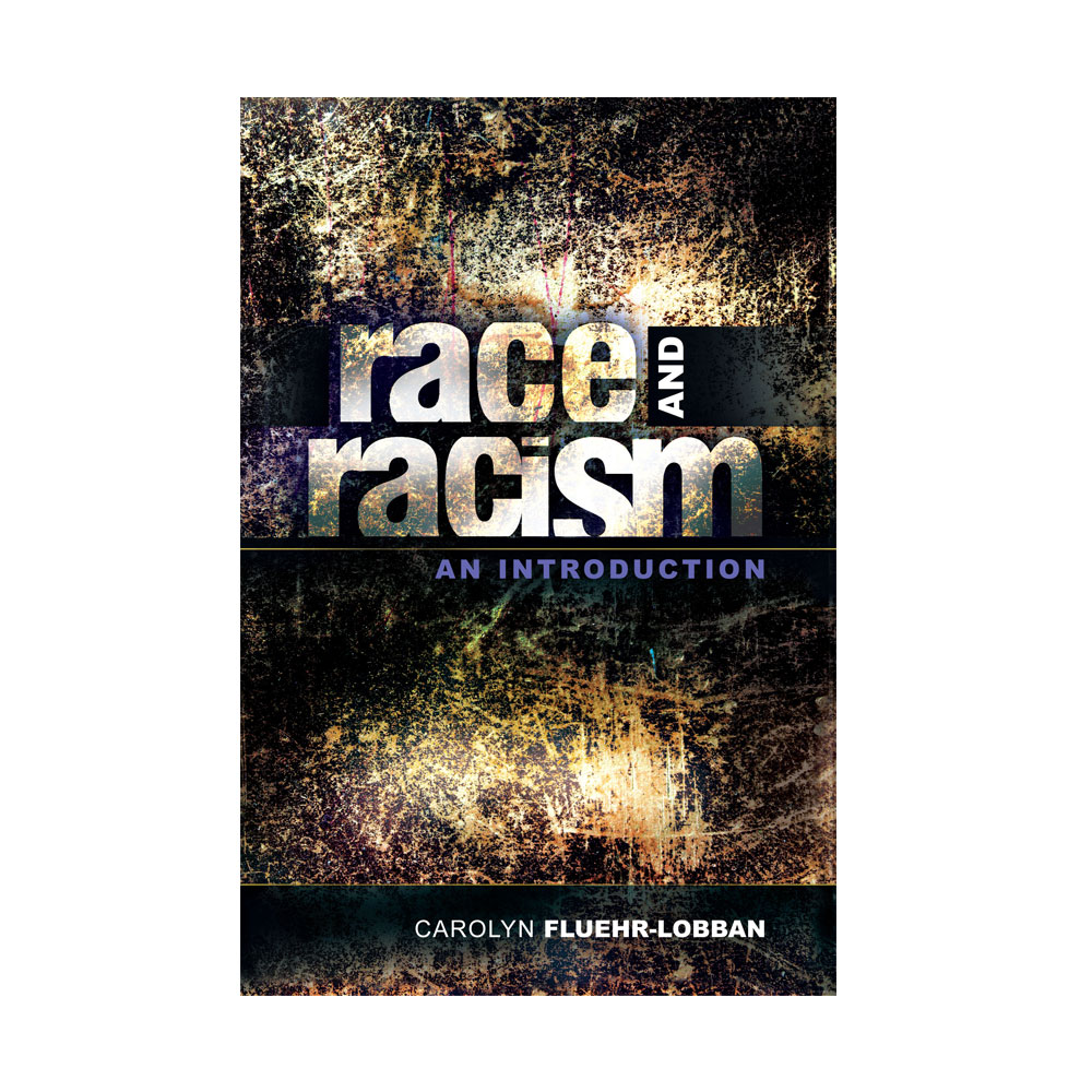 Cover Design – Race and Racism