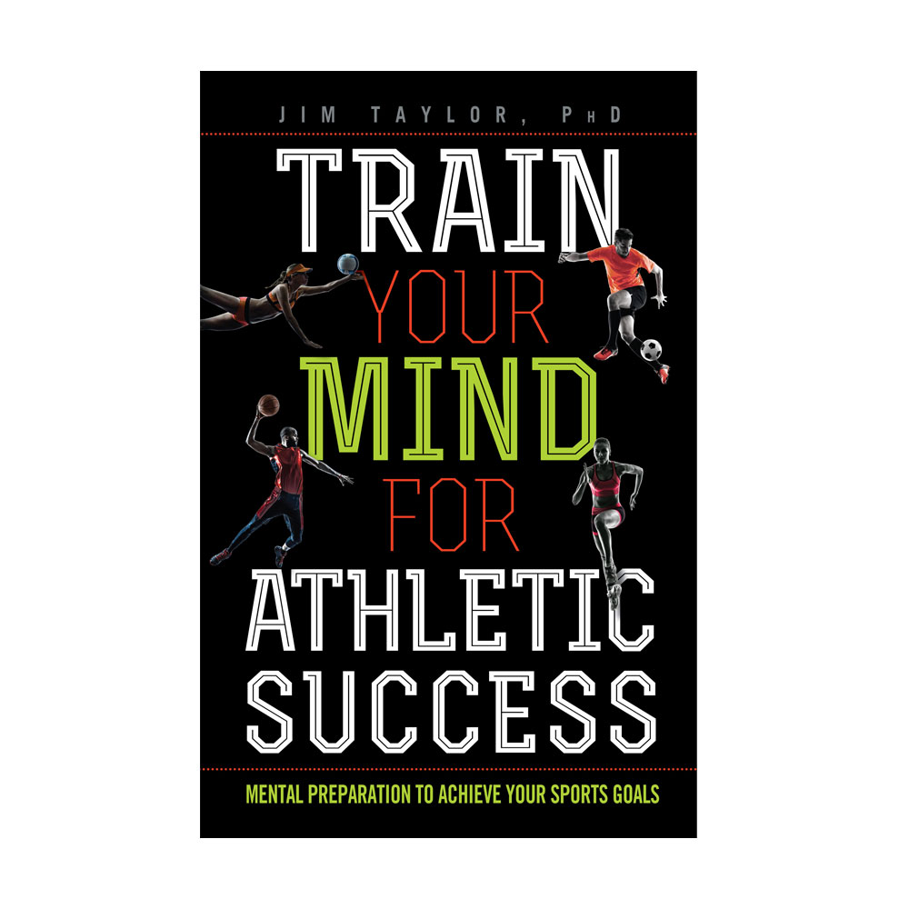 Cover Design – Train Your Mind for Athletic Success