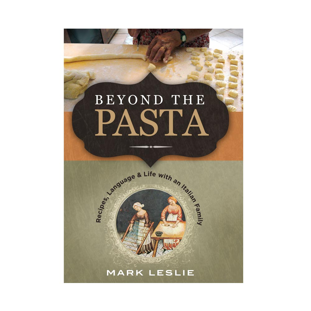 Cover Design – Beyond the Pasta
