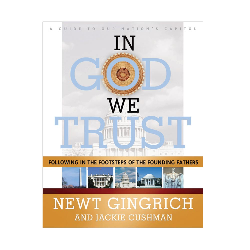 Book Cover –  In God We Trust