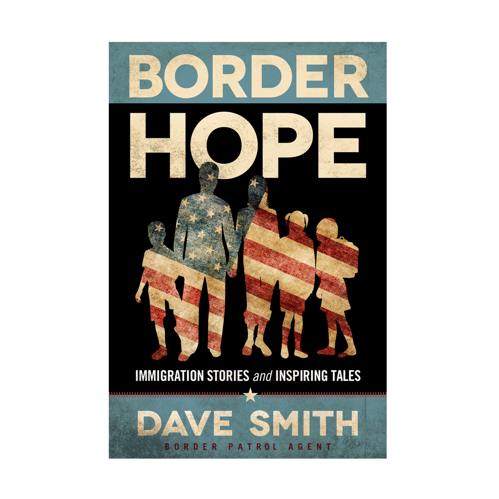 Cover Design – Border Hope