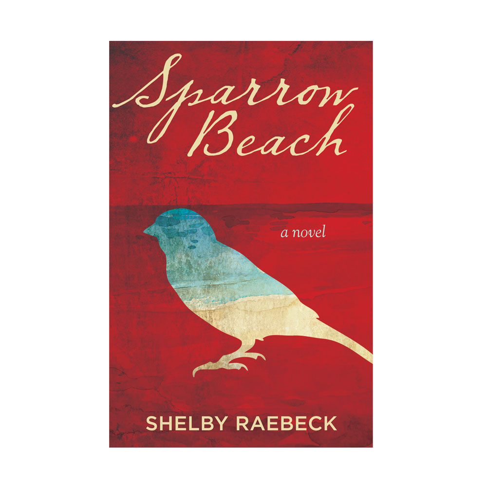 Book Cover Design – Sparrow Beach