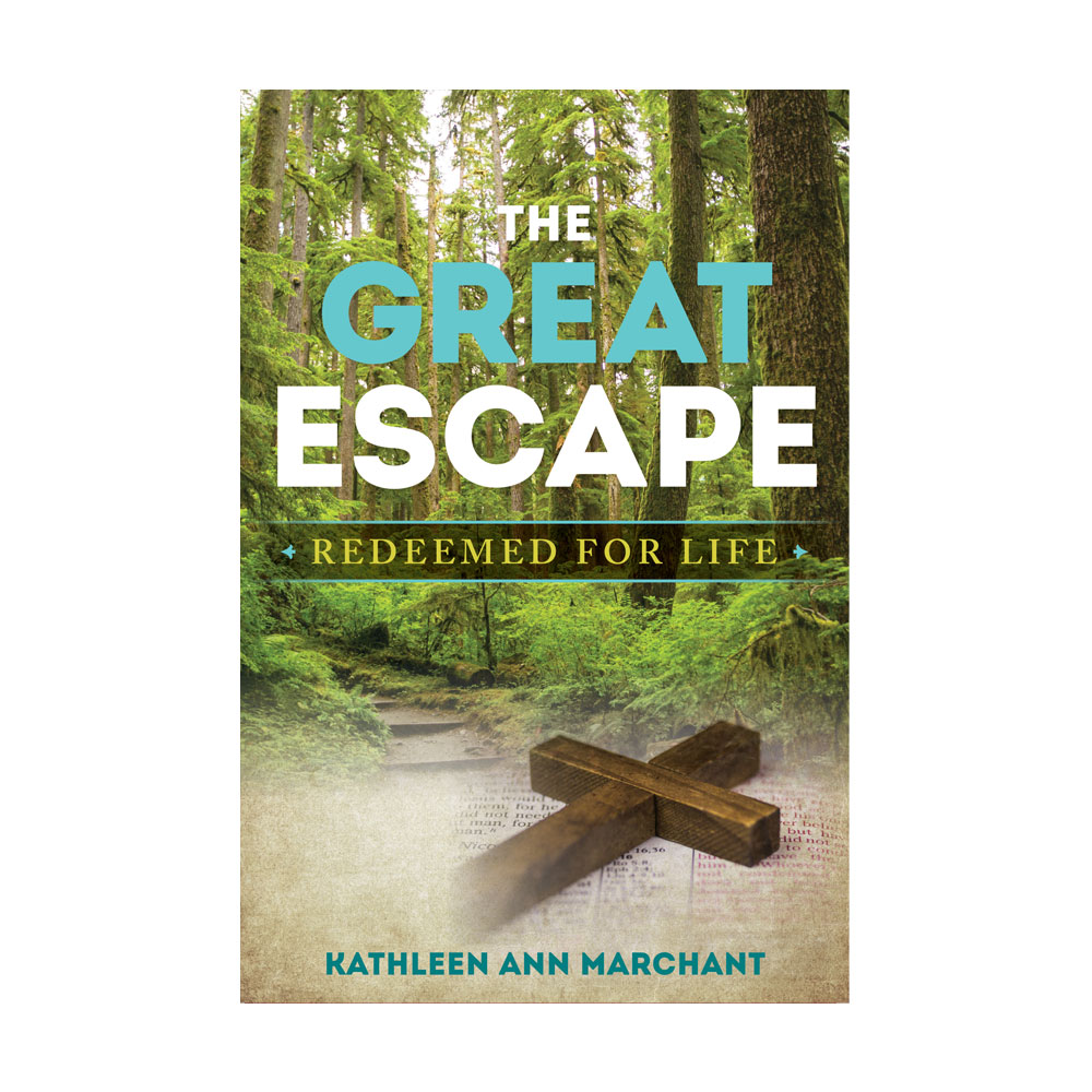 Book Cover Design – The Great Escape
