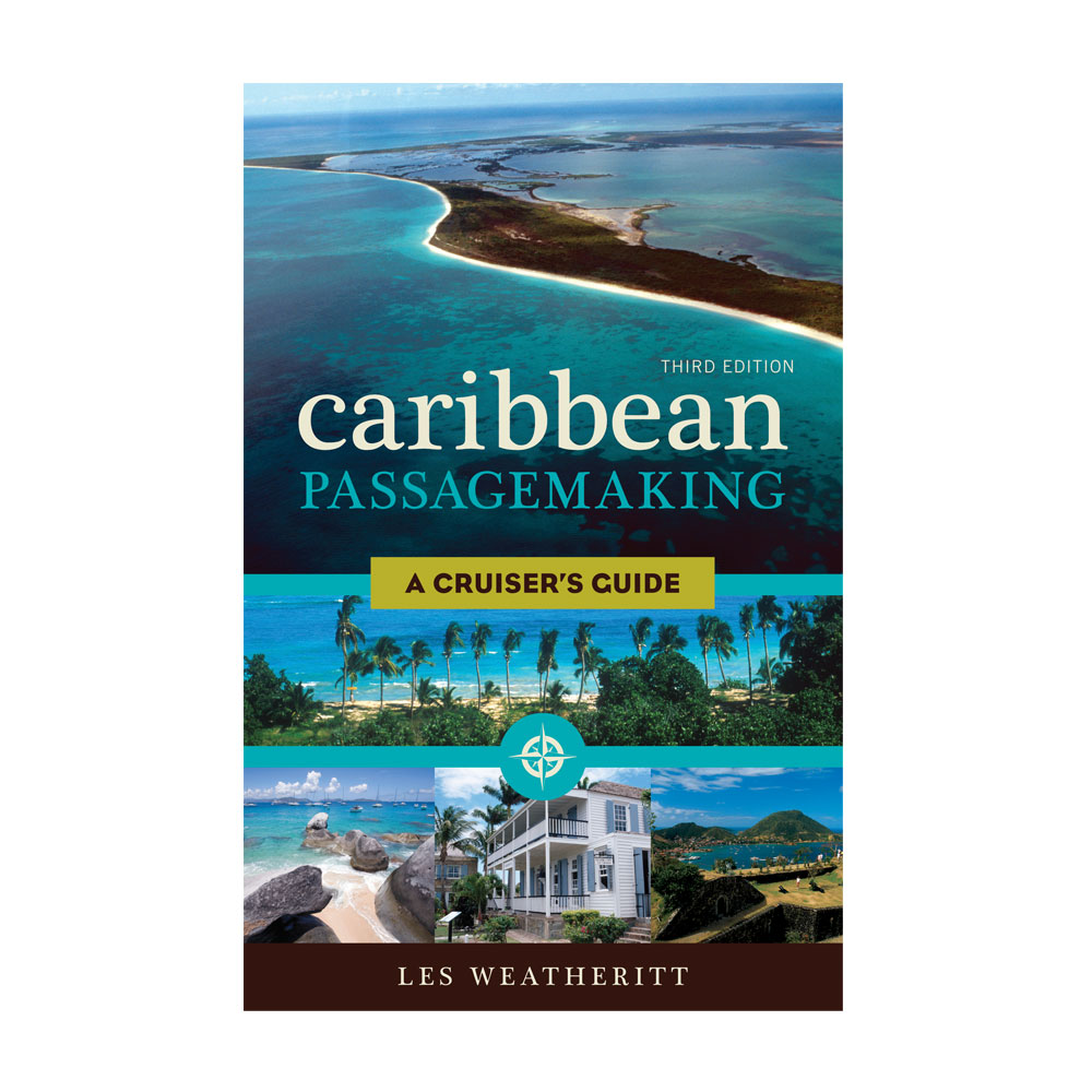 Book Cover – Caribbean Passagemaking