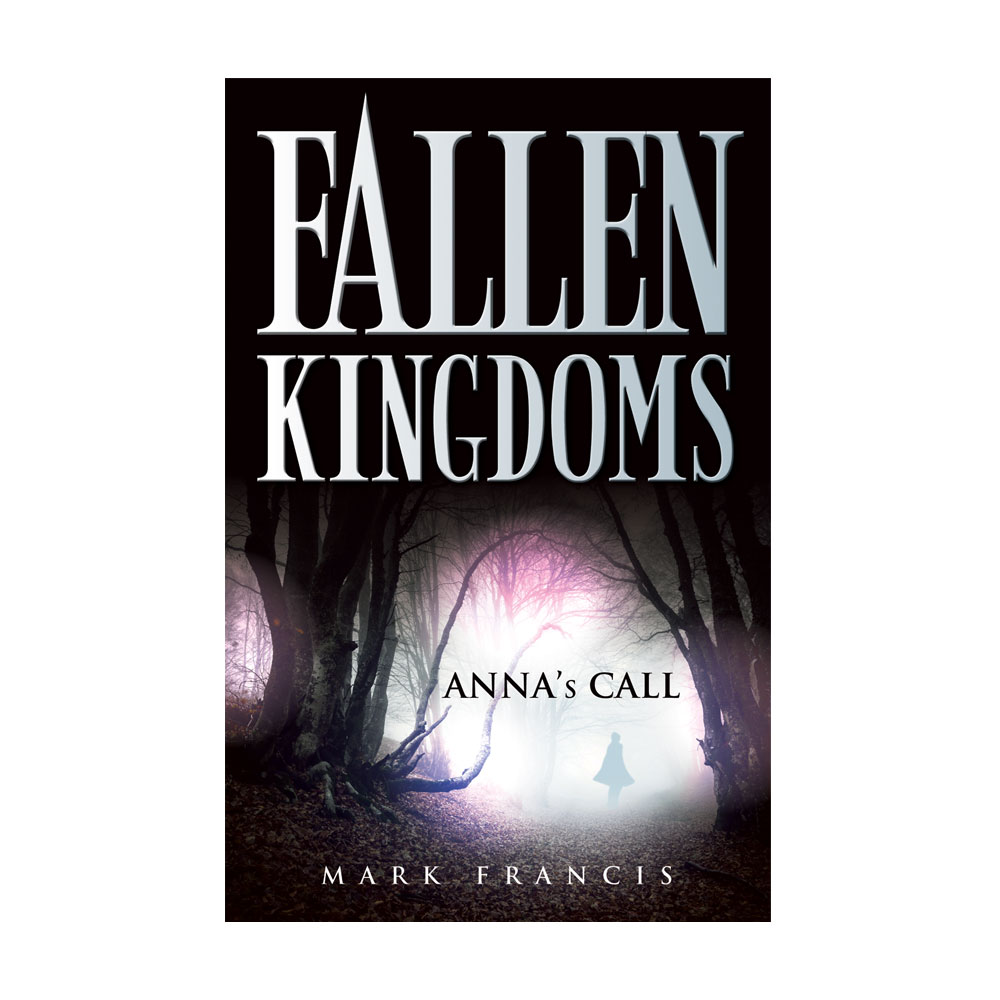 Book Cover – Fallen Kingdoms