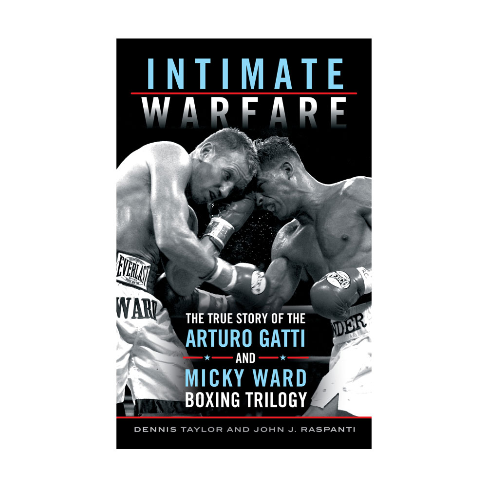 Book Cover – Intimate Warfare