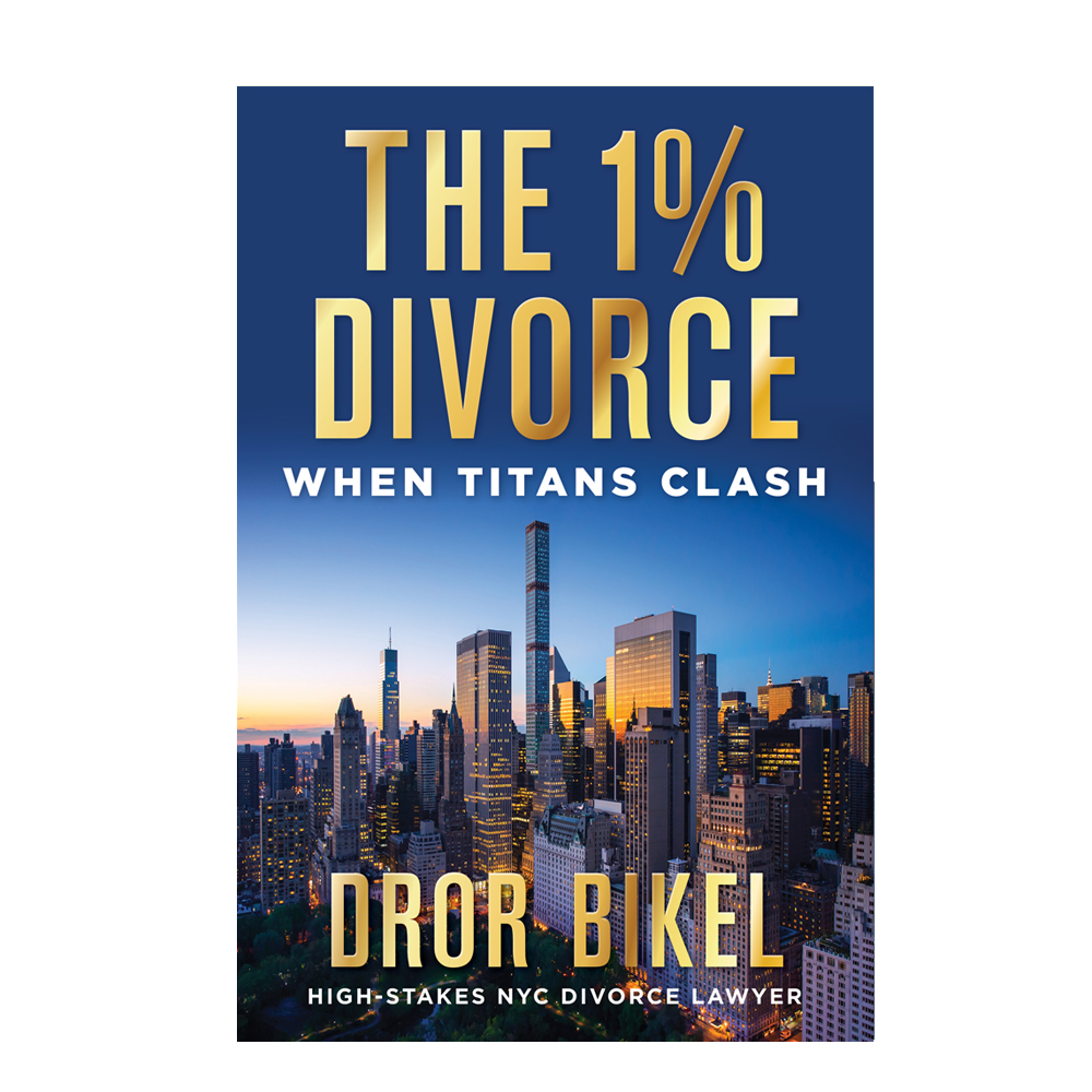 Book Cover – The 1% Divorce