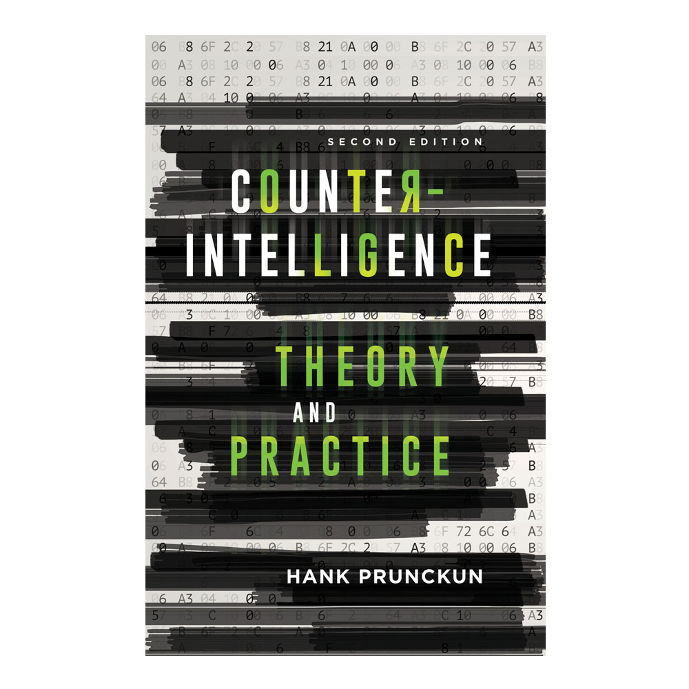 Book Cover – Counterintelligence Theory and Practice