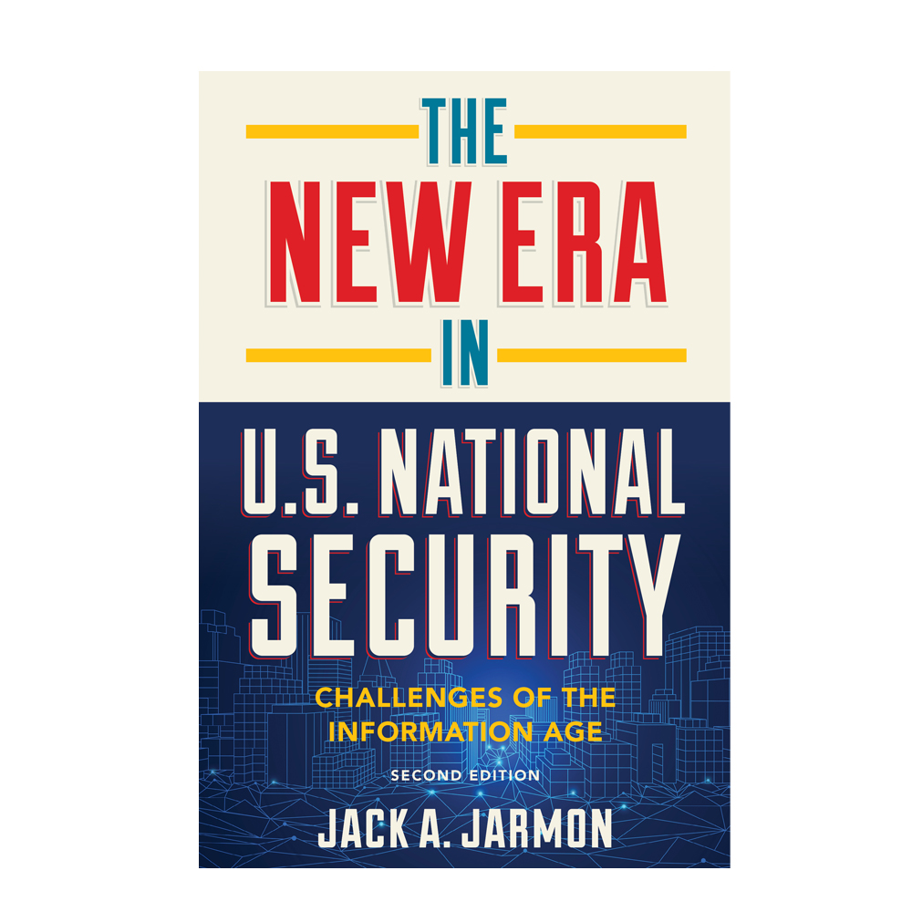 Book Cover- The New Era in U.S. National Security
