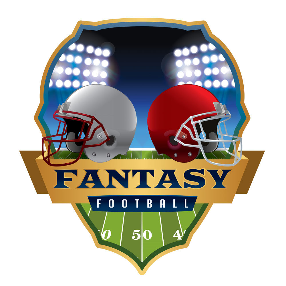 Illustration – Fantasy Football Logo