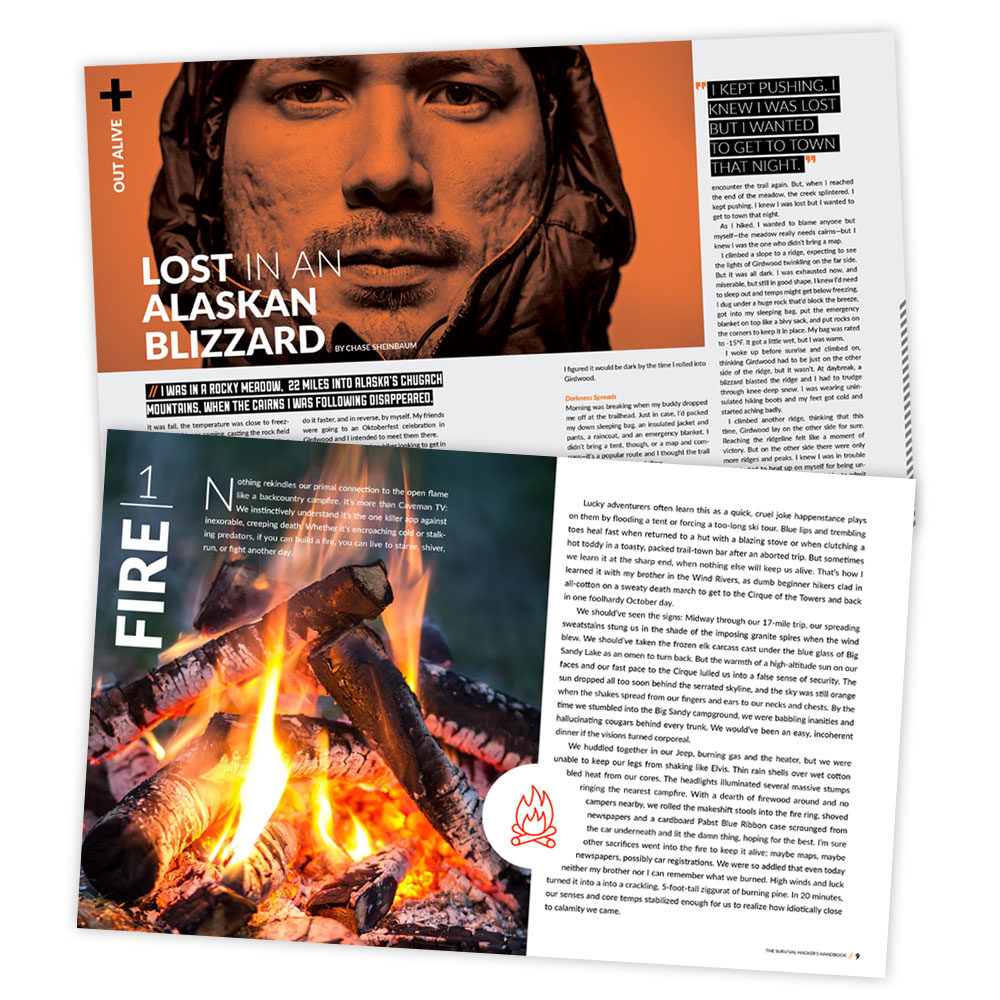 Interior Design – Fire Article Layout