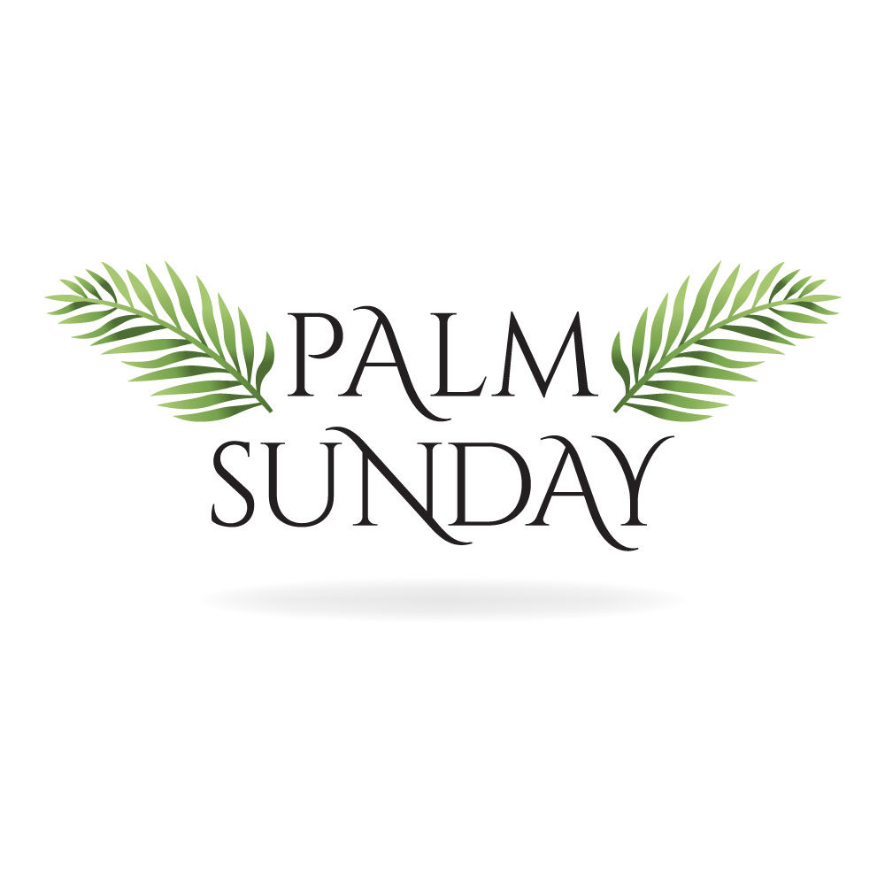 Illustration – Palm Sunday