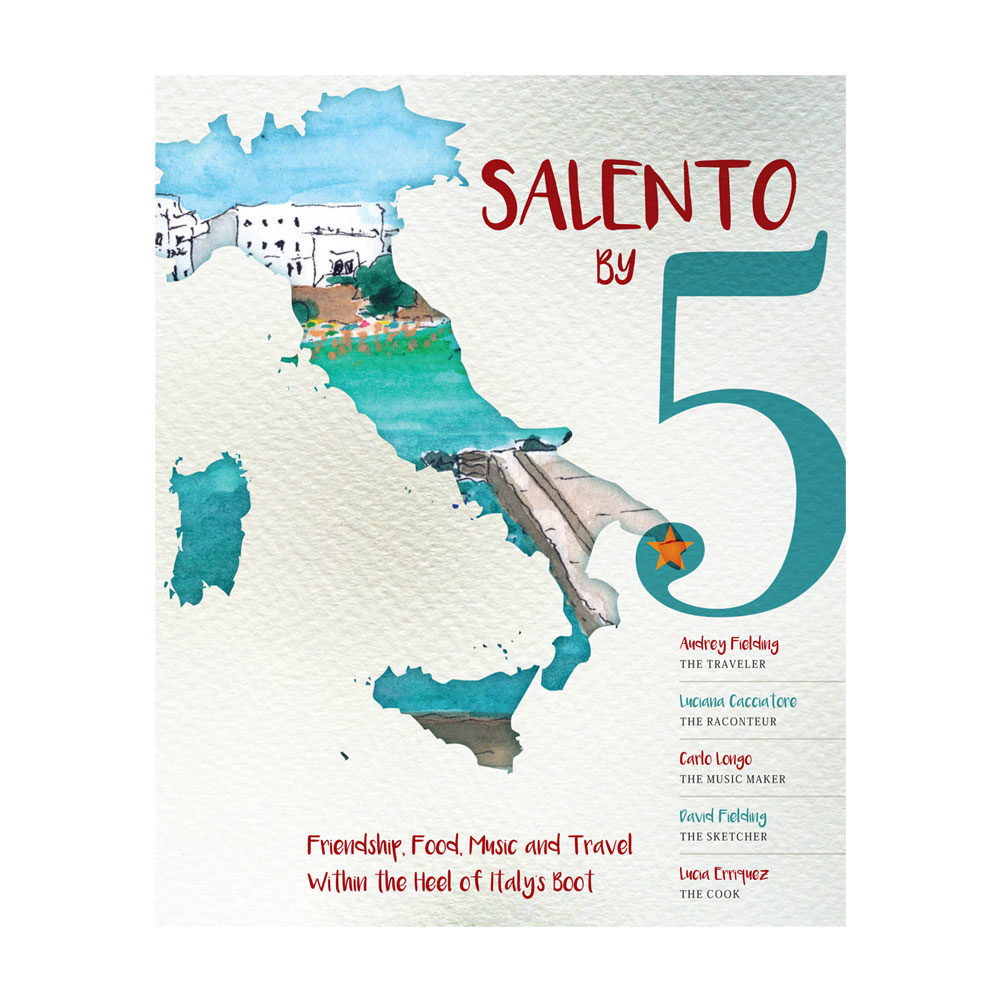 Book Cover – Salento by 5