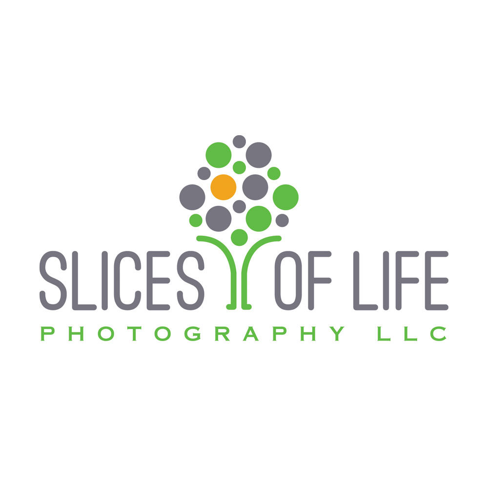 Logo Design – Slices of Life Photography