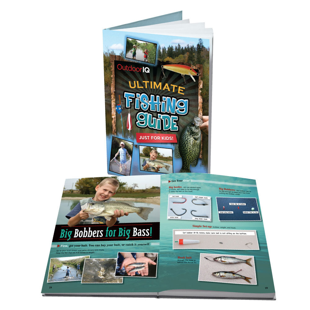 Interior Design – Ultimate Fishing Kids Book