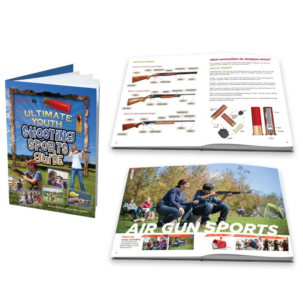 Interior Design – Shooting Sports Kids Book