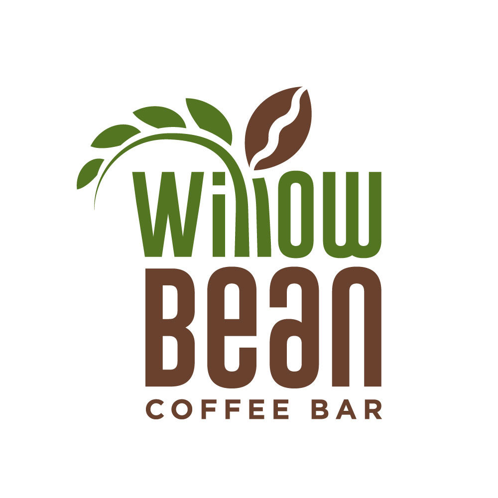 Logo Design – Willow Bean Coffee Bar