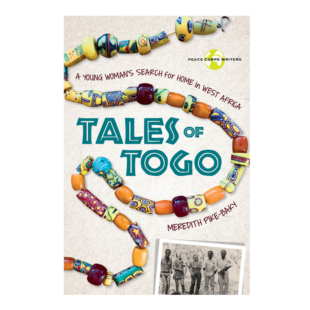 Book Cover – Tales of Togo