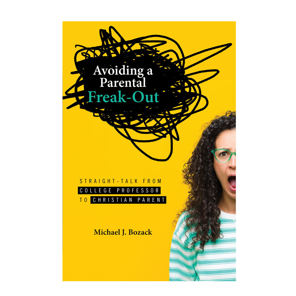 Cover Design – Avoiding a Parental Freak-Out