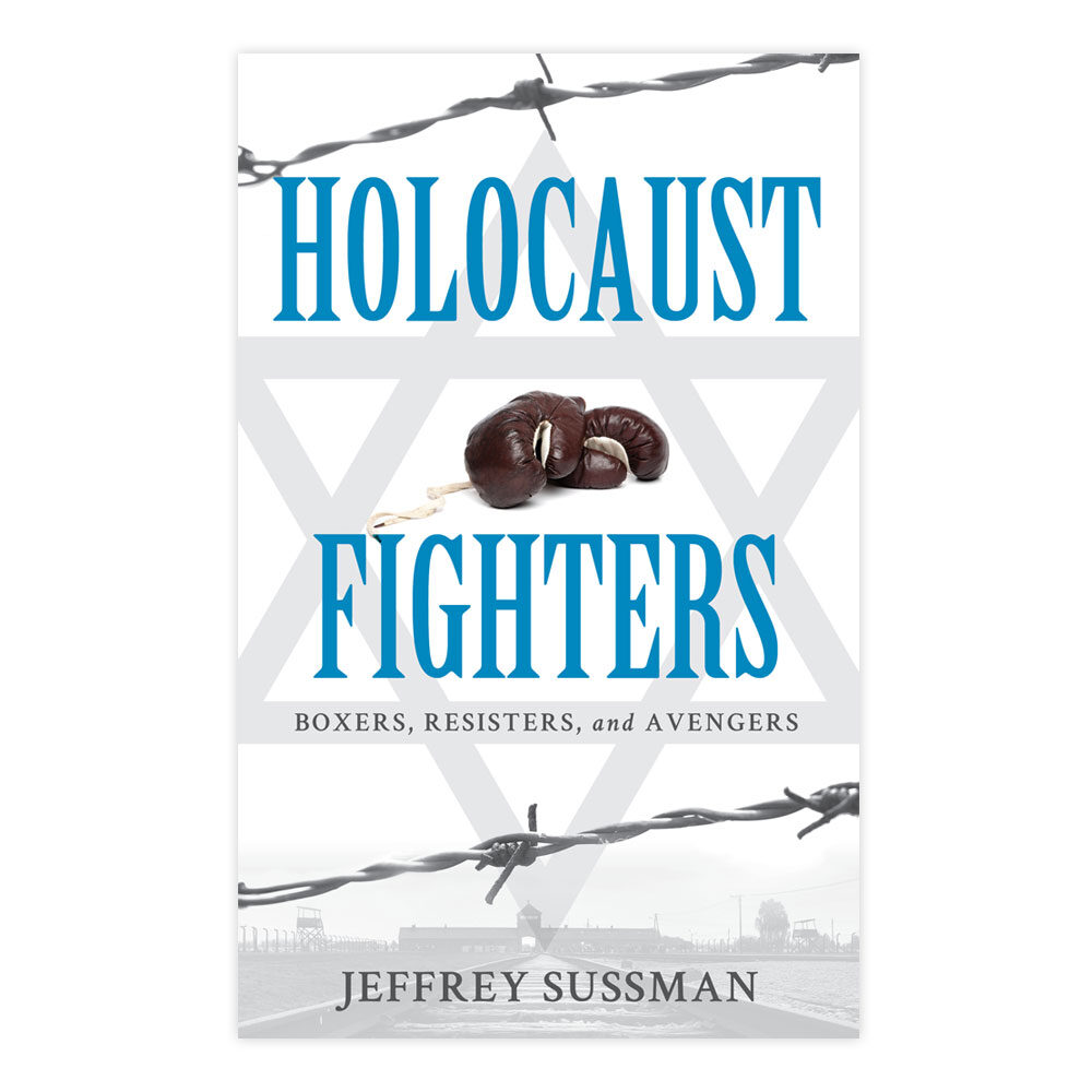 Cover Design – Holocaust Fighters
